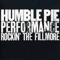 Humble Pie - Rockin the Fillmore [New CD]