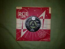 ELVIS PRESLEY DONT (EX) 1958 TRI CENTER