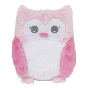 Little Love: Tummy Time Baby Play Mat -Pink Owl by NoJo