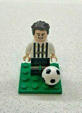Lego Minifigures CRISTIANO RONALDO CR7 Calcio Juve Juventus 2020-2021 NEW!