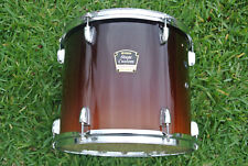 """YAMAHA 14"""" STAGE CUSTOM ADVANTAGE TOM in FADE AMBER BROWN for YOUR DRUM SET! F93"""