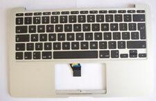 """MacBook Air A1370 11"""" 2011 MC968LL MC969LL Top Case QWERTY Keyboard 661-6072/"""