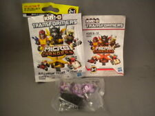 New Kre-o Transformers Micro Changers Cyclonus Collection 4 Robot Figure RARE