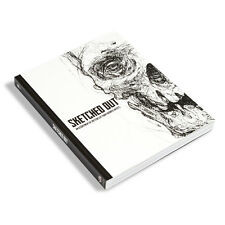 Tattoo Book Sketched Out:An Assortment of Sketches by 100 Artists Book Stencil
