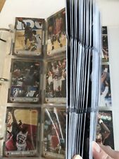 198-Card (All Fleer) Michael Jordan Binder W/33 Other Players' Cards