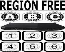 Ivid bd780 alle Region 3d Blu-ray DVD Player MULTI REGION CODE FREE ABC, 0-6 PAL