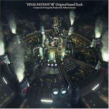 Final Fantasy VII Original Soundtrack Audio CD Nobuo Uematsu
