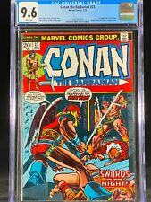 Conan The Barbarian #23 CGC 9.6 1973 First Appearance of Red Sonja WHITE A199