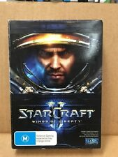 Star Craft Wings of Liberty PC game