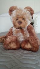 Charlie Bears Plush Bracken