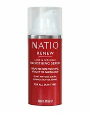 Natio Renew Line and Wrinkle Skin Smoothing Serum 30ML Anti-aging