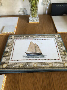 Set of 4 Placemats From Dunelm