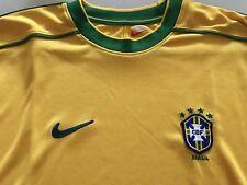 Maglia Brasile Nike Mondiale 1998 - Taglia XL