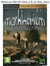 Machinarium: Collectors Edition PC Mac Linux Game