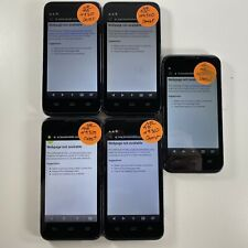 Lot of 5 ZTE Warp 4G N9510 Boost Mobile *Check IMEI*
