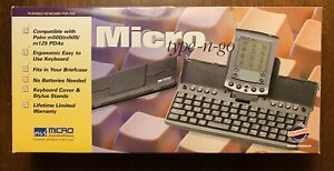 Micro Innovations Type-n-go Portable Keyboard For Palm M500/M505/M125 PDA