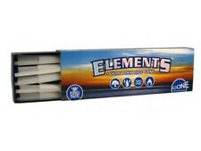 Elements Papers Smoking Cones 40 Stück vorgerollt King Size 110mm Rolling Paper