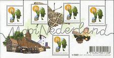 Mooi Nederland 2008 4e serie; set 6 stuks Postfris