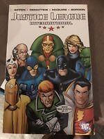 DC COMICS - JUSTICE LEAGUE INTERNATIONAL VOL 1 TPB - BRAND NEW!
