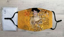 Portrait of Adele Bloch-Bauer face mask (Gustav Klimt)