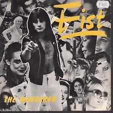 "NWOBHM FIST Wanderer 7"" VINYL UK Neat 1982 B/W Too Hot (Neat21) Pic Sleeve"