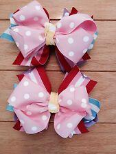 Hair bows boutique children's  So Fun! pageant/dance