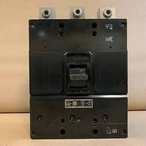 ITE JKL JKL3B400 3 Pole 125 Amp Trip 600V Circuit Breaker ET ET5745 JKL3B125