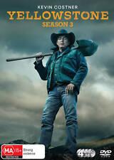 Yellowstone Season 3 - DVD Region 4