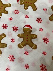 NEW! Christmas Gingerbread Man Bandana    XS S M L XL XXL XXXL Free P&P