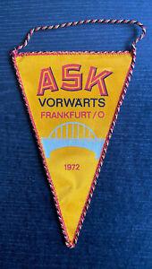 Alter Wimpel 1972 ASK Vorwärts Frankfurt (Oder)