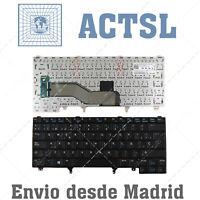 TECLADO ESPAÑOL para PORTATIL Dell Latitude E6430 (sin Pointstick)