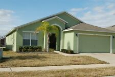 618 Orlando area vacation villas 4 bedroom home with pool and spa 5 night deal