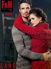Lang ::Fatto a Mano #200:: knitting pattern book Fall-Winter