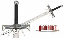 Highlander Kurgan Sword by Marto of Toledo Spain HI596S