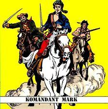 Strip Komadant Mark , DVD ,  Srbija , Hrvatska , Bosna , SFRJ , Jugoslavija