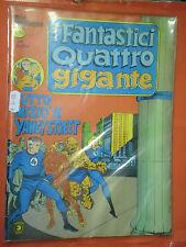 FANTASTICI QUATTRO 4-GIGANTE SERIE CRONOLOGICA-N° 16- DEL 1979-EDIZIONE CORNO
