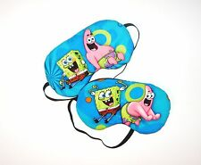 Sleep Mask - Pick One - Spongebob and Patrick - Comes As Shown -  NEW