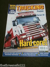 TRUCKING INTERNATIONAL - ROCK CRUISING HEAVY HAULER - SEPT 2000