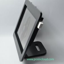 iPad 2/3/4 Black Security Desktop Stand for Square, POS, Kiosk, Store Display