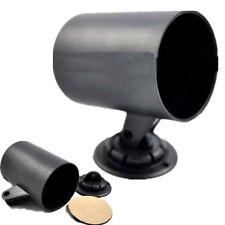 """Black 2"""" 52mm UNIVERSAL SINGLE HOLE DASH CAR GAUGE POD MOUNT HOLDER ABS Sales"""