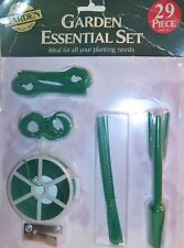 The Garden Collection Giardino Semina Set Strumenti (29pz) Verde C2029