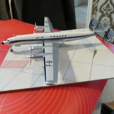 Western Models 1:200 Air France L-1649 Starliner reg F-BHBO