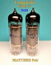 2x REFLEKTOR  6P14P-EV (EL84M / 6BQ5) ORIGINAL Matched Pairs! Long Life! NOS!