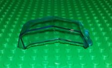 *NEW* Lego Clear Blue Windscreen Helicopter Cockpit Window Chassis x 1 piece