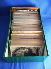 Huge 400+ Antique & vintage postcard lot~RPPC Town Views Art people + More