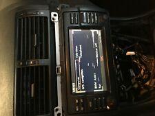 BMW E46 Sat Nav Sistema Radio Unità Di Testa TV widescreen Monitor Schermo