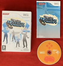Dancing Stage Hottest Party Game for Nintendo Wii / Wii U PAL complete in box!