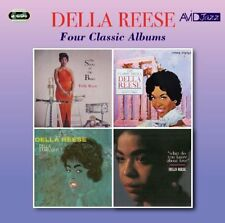 DELLA REESE - FOUR CLASSIC ALBUMS  2 CD NEW+