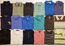 Lot of 10 Polo Shirts Short Sleeve Mens Size XXL 2XL