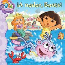 A nadar, Boots! Swim, Boots, Swim! Dora la Exploradora/Dora the Explorer Sp
